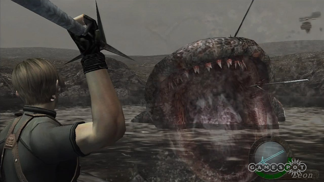 The 9 best hilarious video game deaths for Big fish in a small pond game