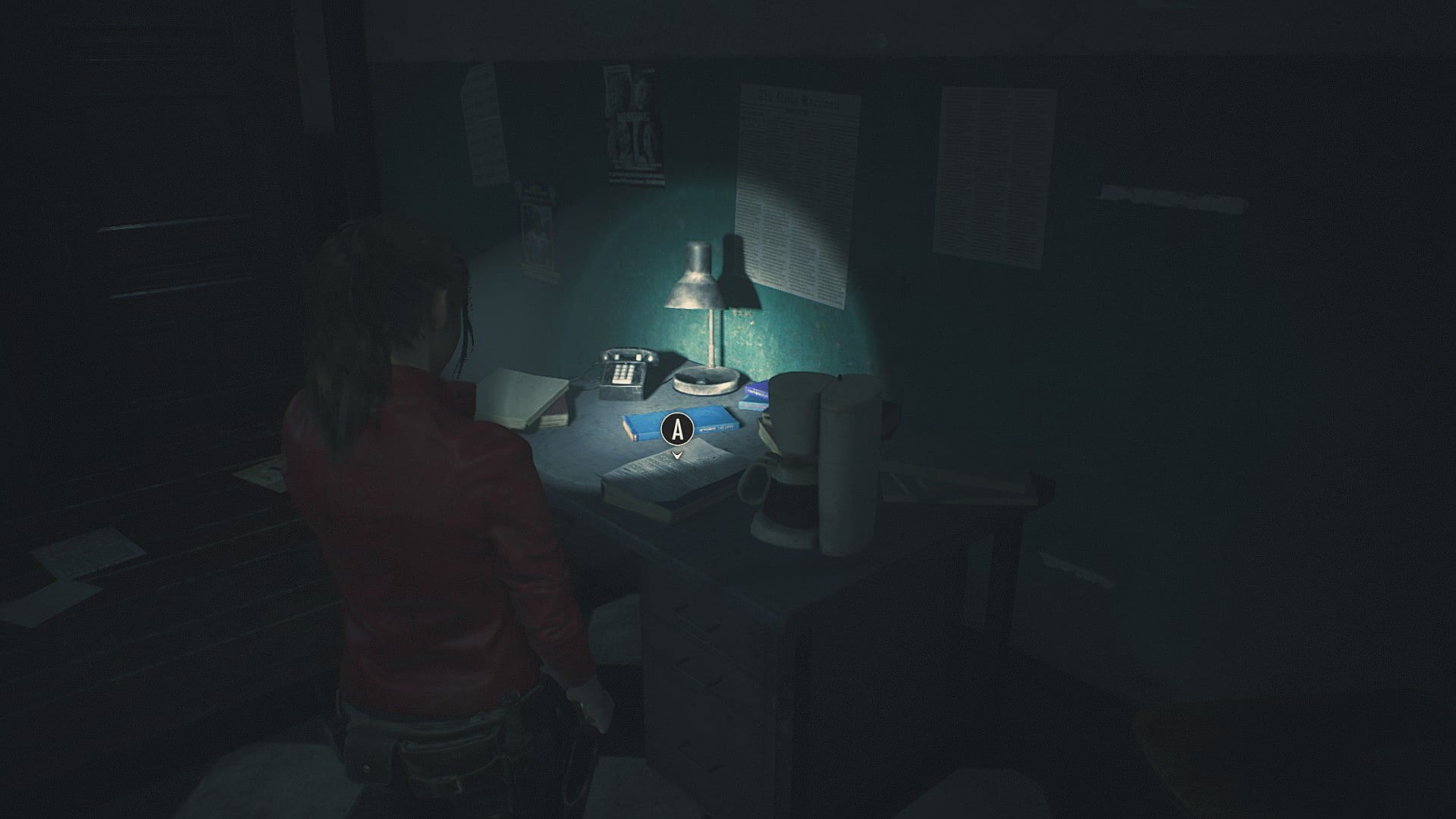 Earn the 'Lore Explorer' Achievement in Resident Evil 2