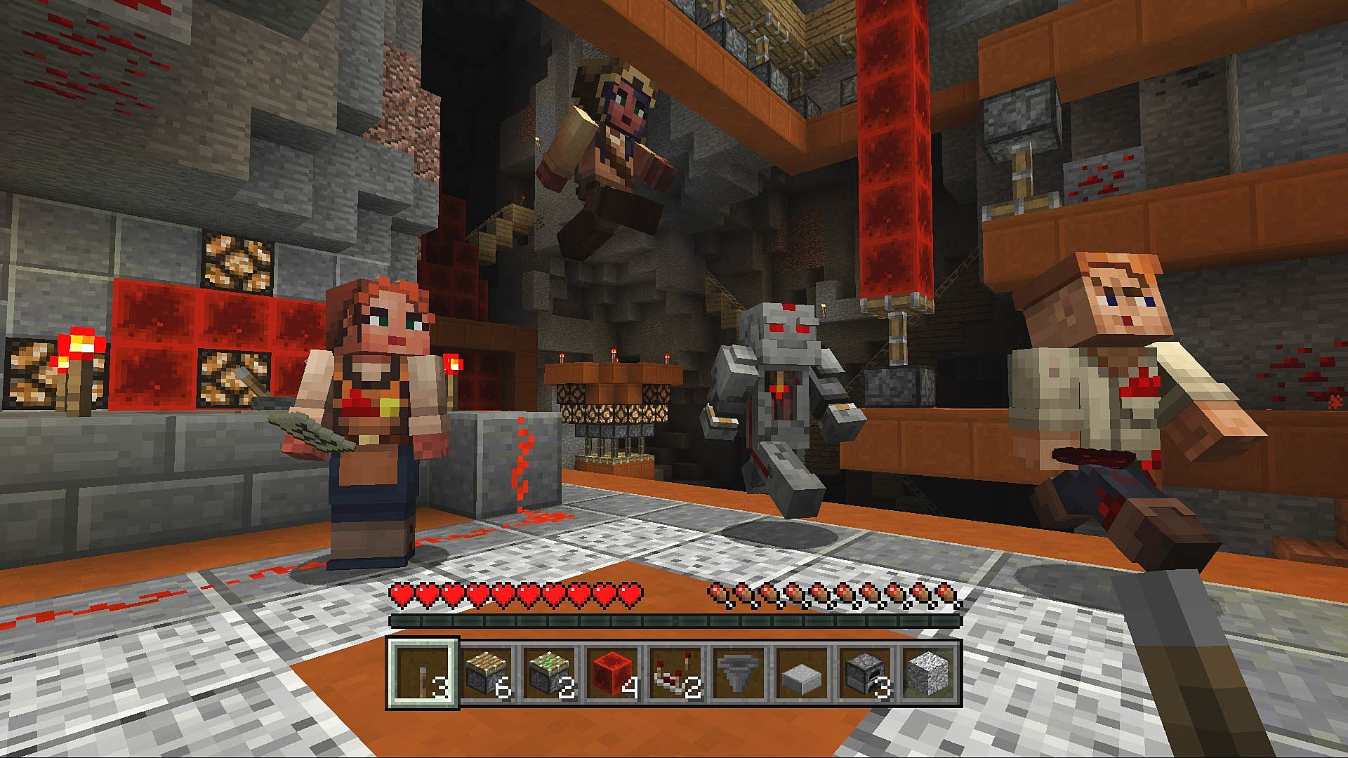 What You Need To Know About Minecraft New Nintendo 3ds Edition Two Way Switch Redstone The Specialists In Title Tells Exactly This Pack Is All Among These Skins Are Artisan Specialist Composer Scholar