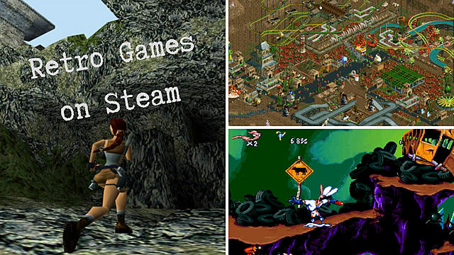 steam on classic best games