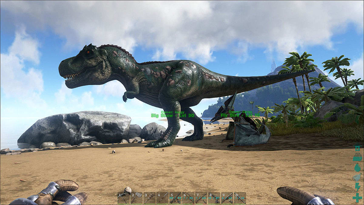 Saddle Up With The Best Ark Survival Evolved Mounts Ark Survival Evolved
