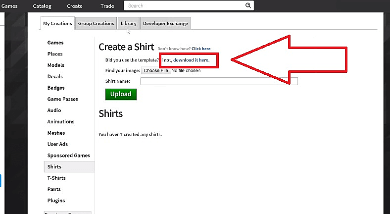 How To Make A Roblox Shirt Easy 2020 How To Make Clothes In Roblox Roblox