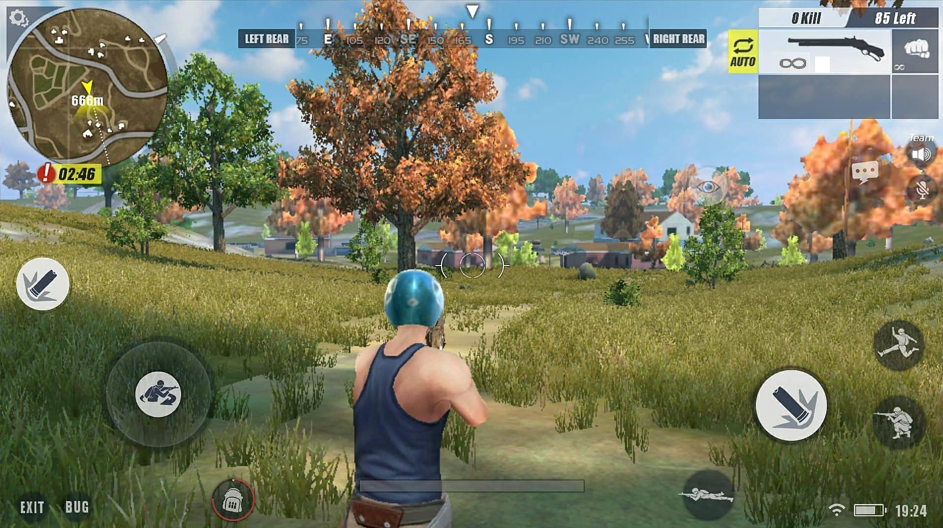 rules of survival android network error