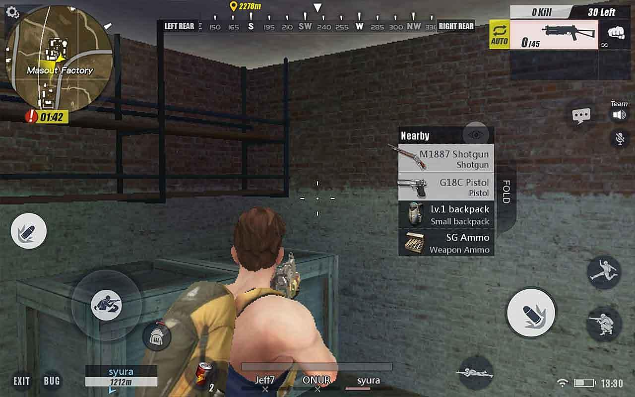 rules of survival mac os