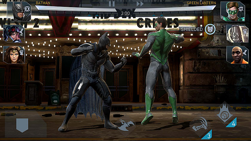 Review Injustice 2 Mobile Isn T Quite A Flawless Victory But It S Really Close Injustice 2