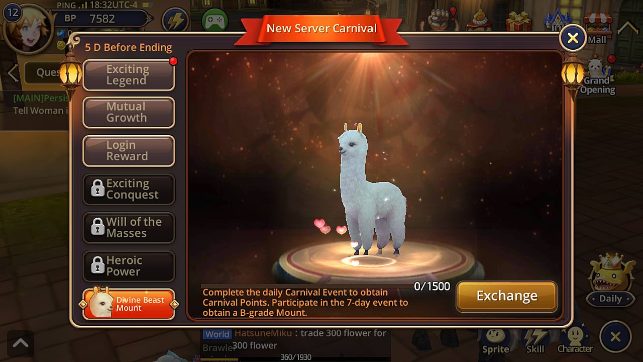 Dragon Nest M - Level Unlocks and Beginner's Guide | Dragon Nest M
