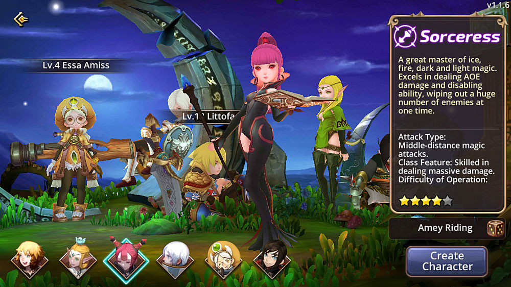 Dragon Nest M Best Class Guide for PvP and PvE | Dragon Nest M