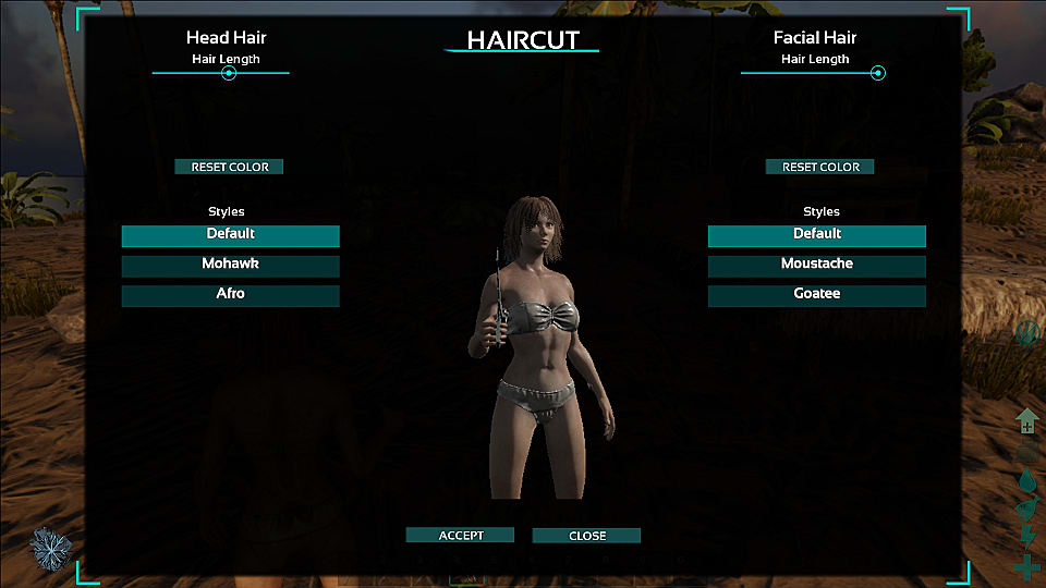 ARK: Survival Evolved - Ultimate Guide to Hair | ARK