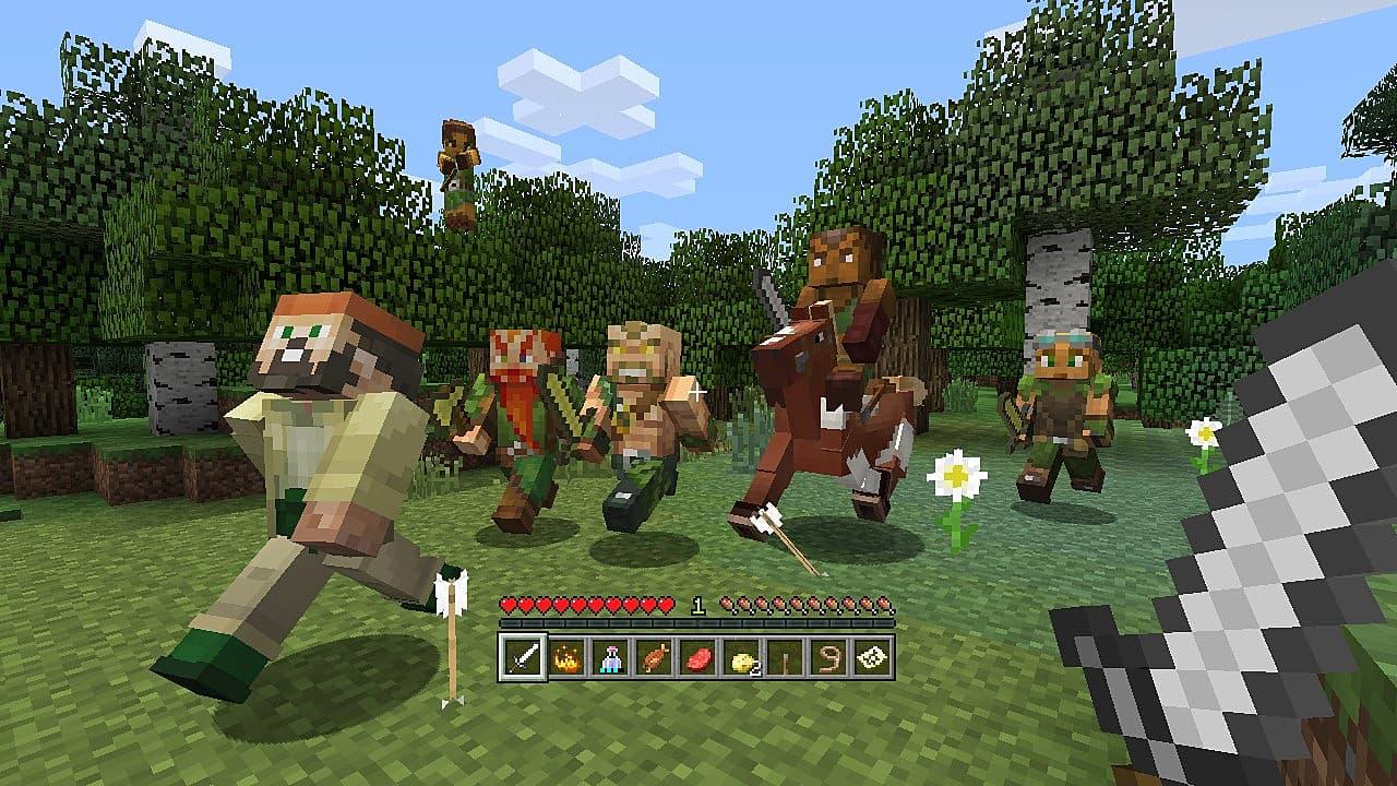 Minecraft Spielen Deutsch Minecraft Spiele Fr Nintendo Ds Bild - Minecraft spiele android