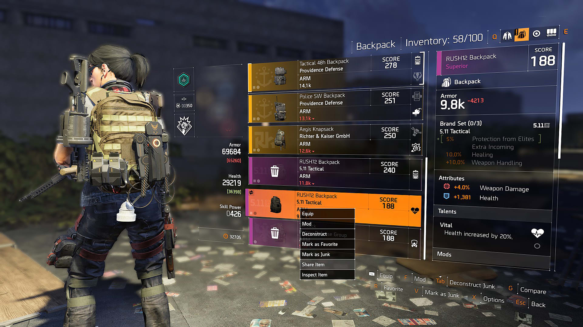 How to Share Items, Gear, Loot in The Division 2 | Tom Clancy's The