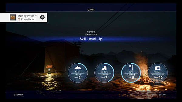 Ffxv guide what to do in the end game slide 3 final for Ffxv fishing rods