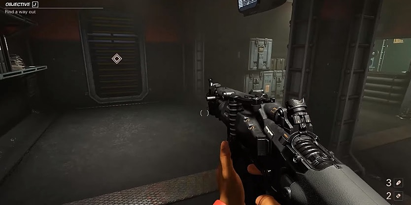 Wolfenstein The New Colossus Stuck In First Room