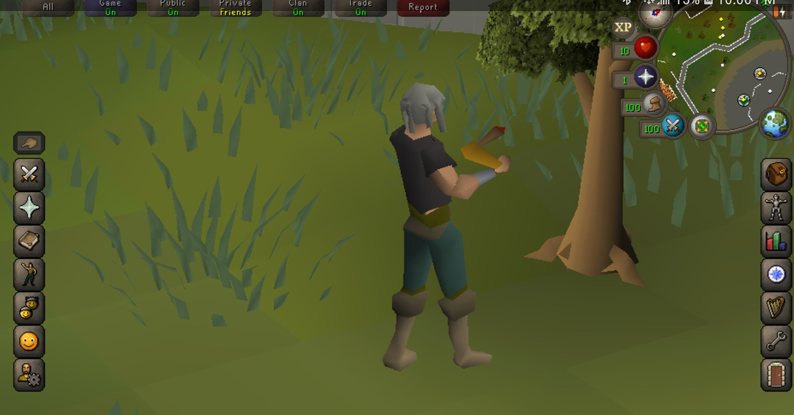 can you make money off of runescape