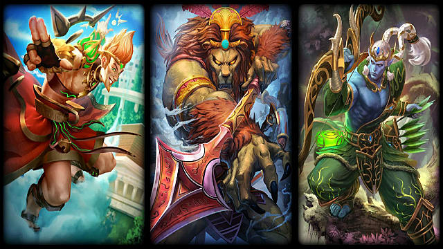 SMITE Season 4 Guide The Best Picks For ADC