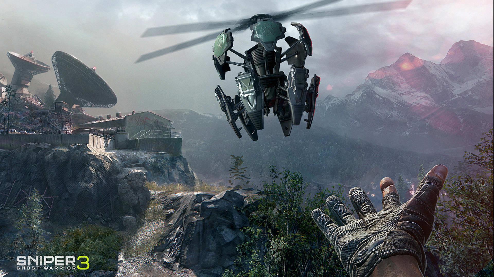 Sniper Ghost Warrior Update 1CRACKBYSKIDROW