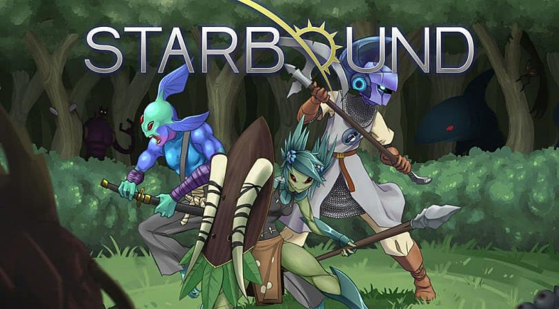 how to get better weapons starbound