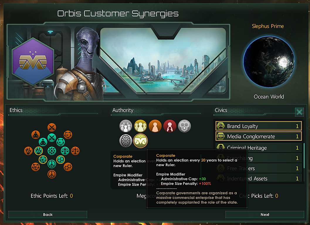 Stellaris MegaCorp DLC: A User's Guide to the New Features in 2 2