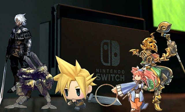 5 Square Enix Rpgs We Want On The Nintendo Switch