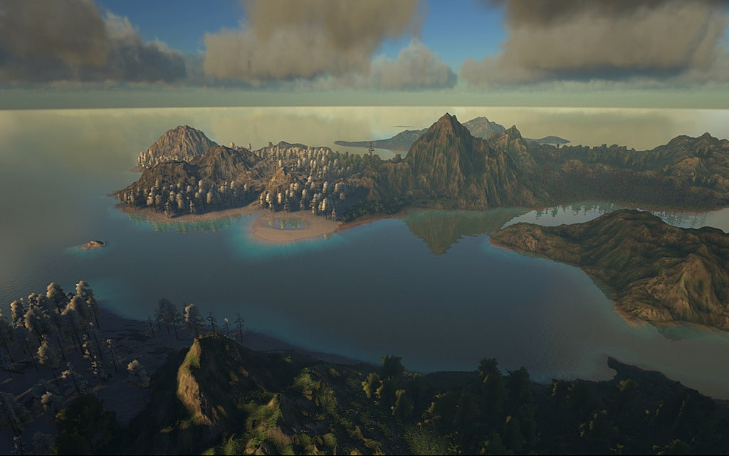How to Create Procedurally Generated Maps in Ark: Survival