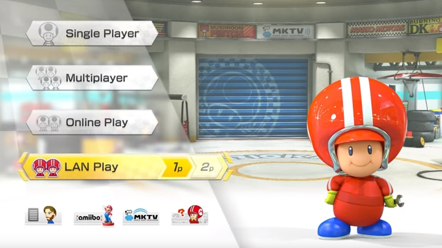 How to set up your own Mario Kart 8 Deluxe LAN Party