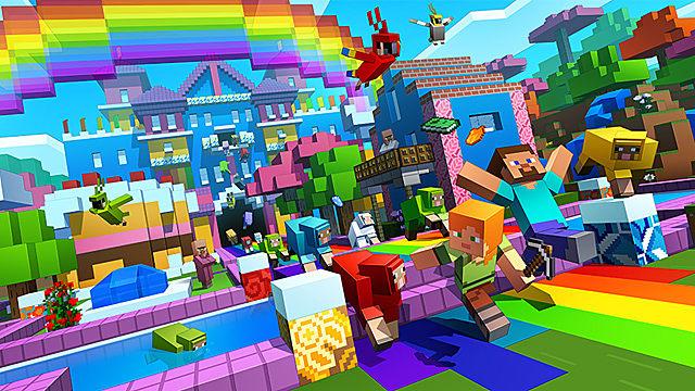 Top 10 Minecraft Seeds For The 112 Update Minecraft