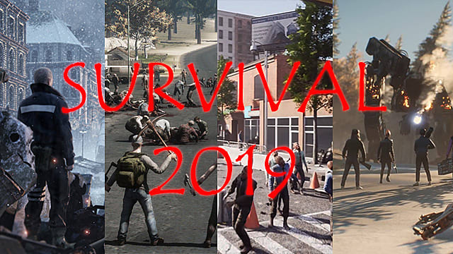 new survival games 2019