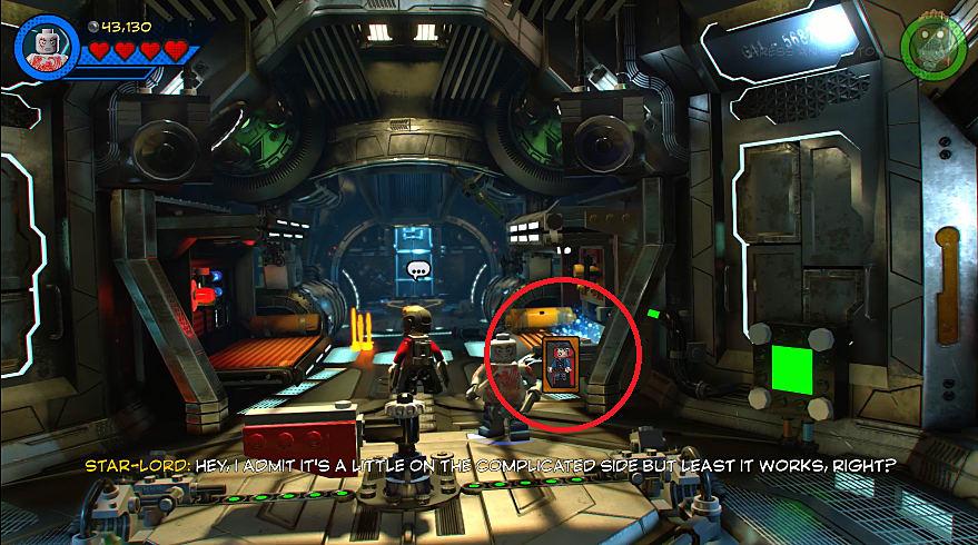 LEGO Marvel Super Heroes 2 Walkthrough Guide: The Guardians