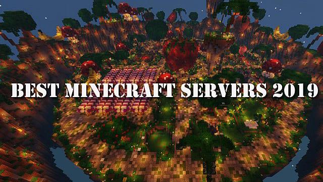 Top 10 Minecraft Survival Servers 2019 | Minecraft