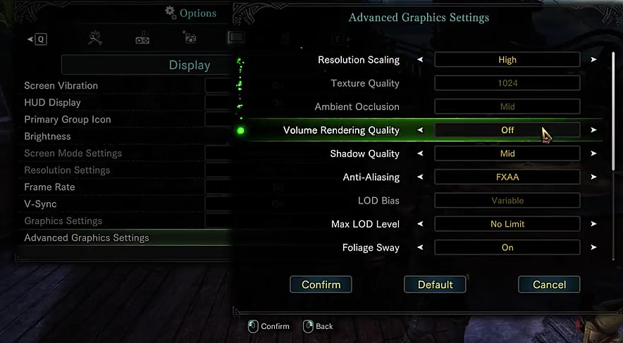How to Fix FPS Problems in Monster Hunter World PC