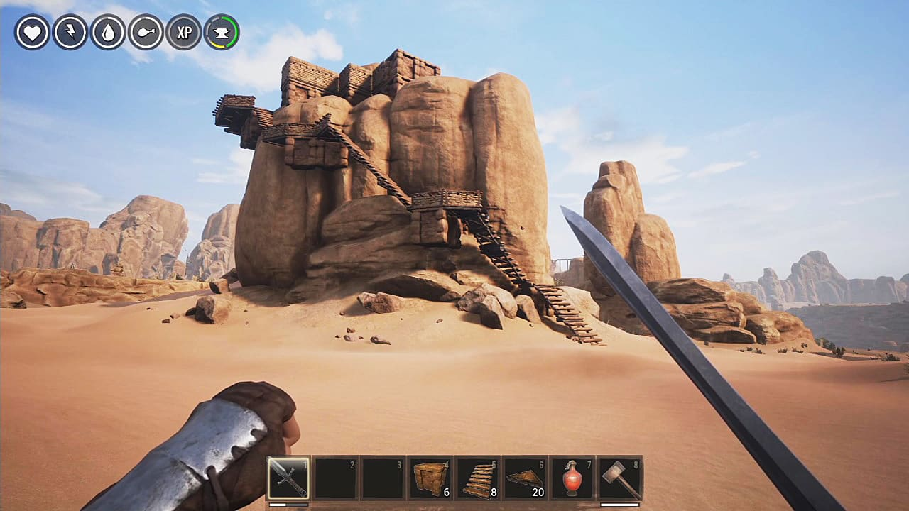 Conan exiles beginners guide tips and tricks for surviving in conan exiles beginners guide forumfinder Images