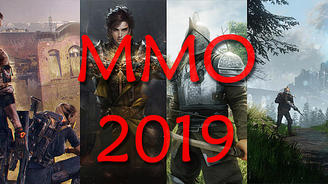 Upcoming mmorpg 2019
