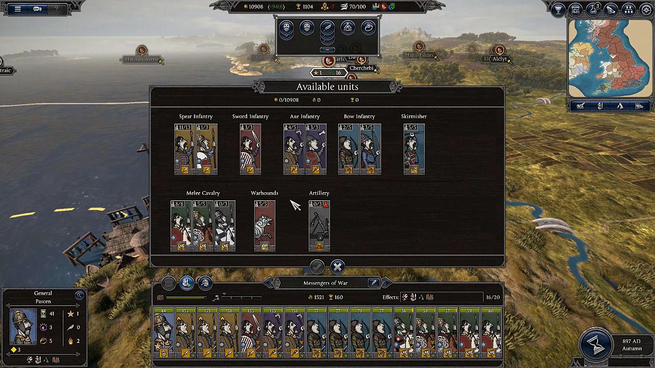 Total War Saga: Thrones of Britannia Beginner Tips and Tricks