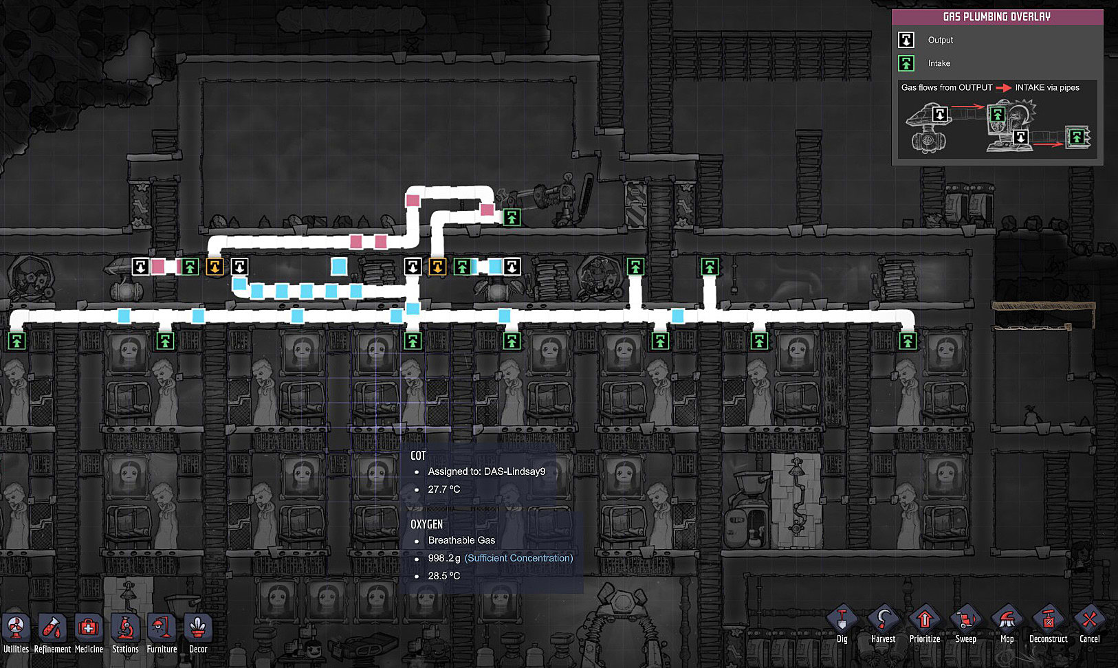 Alternative Ways to Getting More Oxygen in Oxygen Not Included
