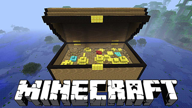 minecraft buried treasure not there