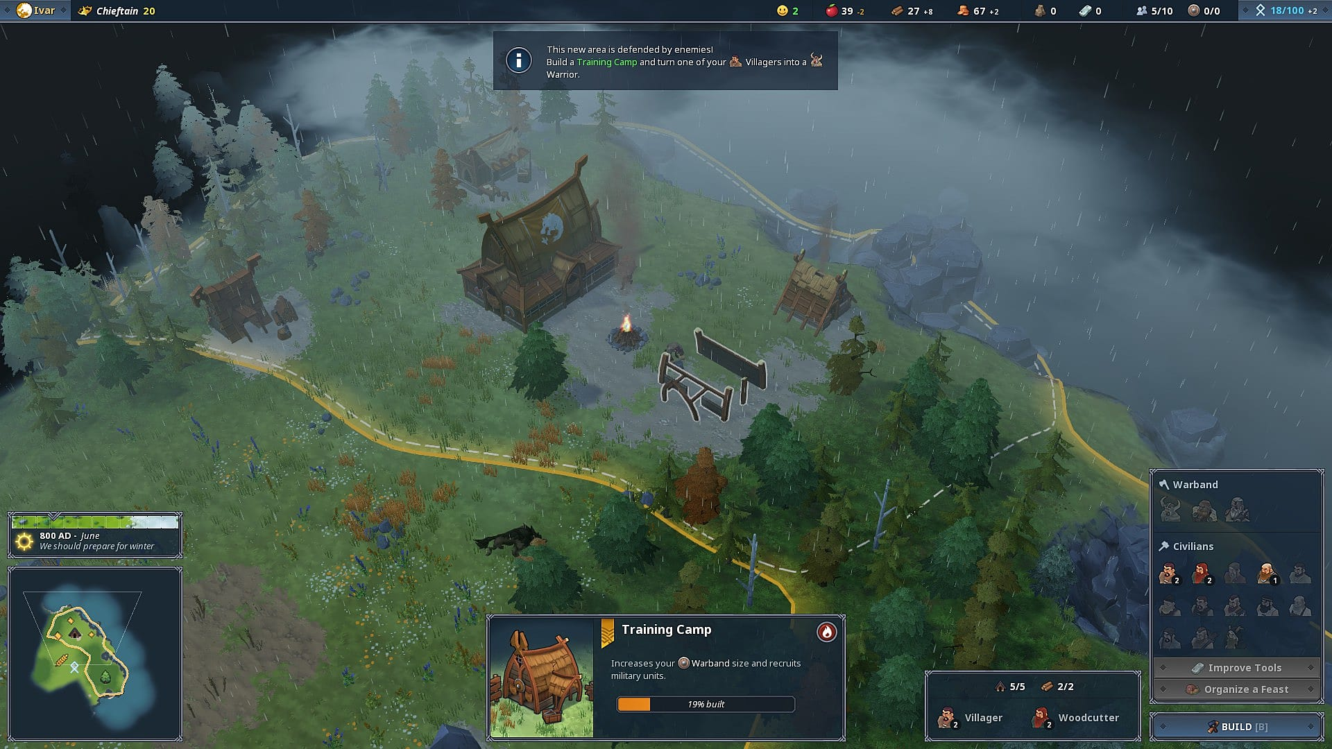Northgard Guide: Tips and Tricks For Getting Started with Your First