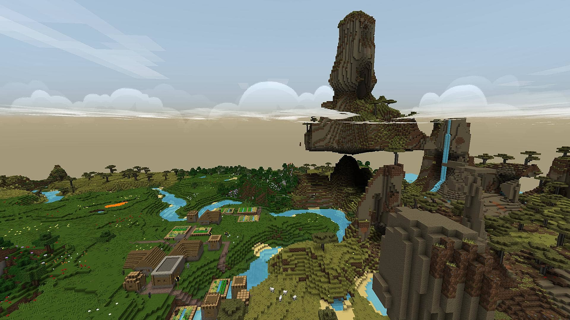 Top 11 Minecraft Seeds For Gathering Resources In 1 12 Minecraft