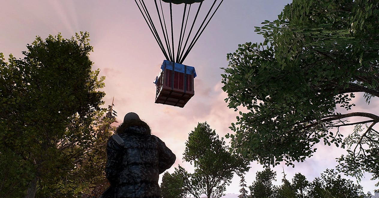 Pubg Air Drop Live Wallpaper: Finding The Best Loot Locations In PUBG