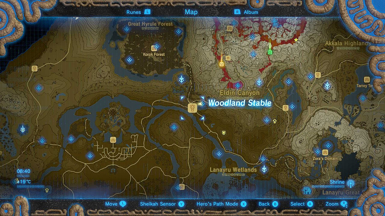 how to get star fragments botw