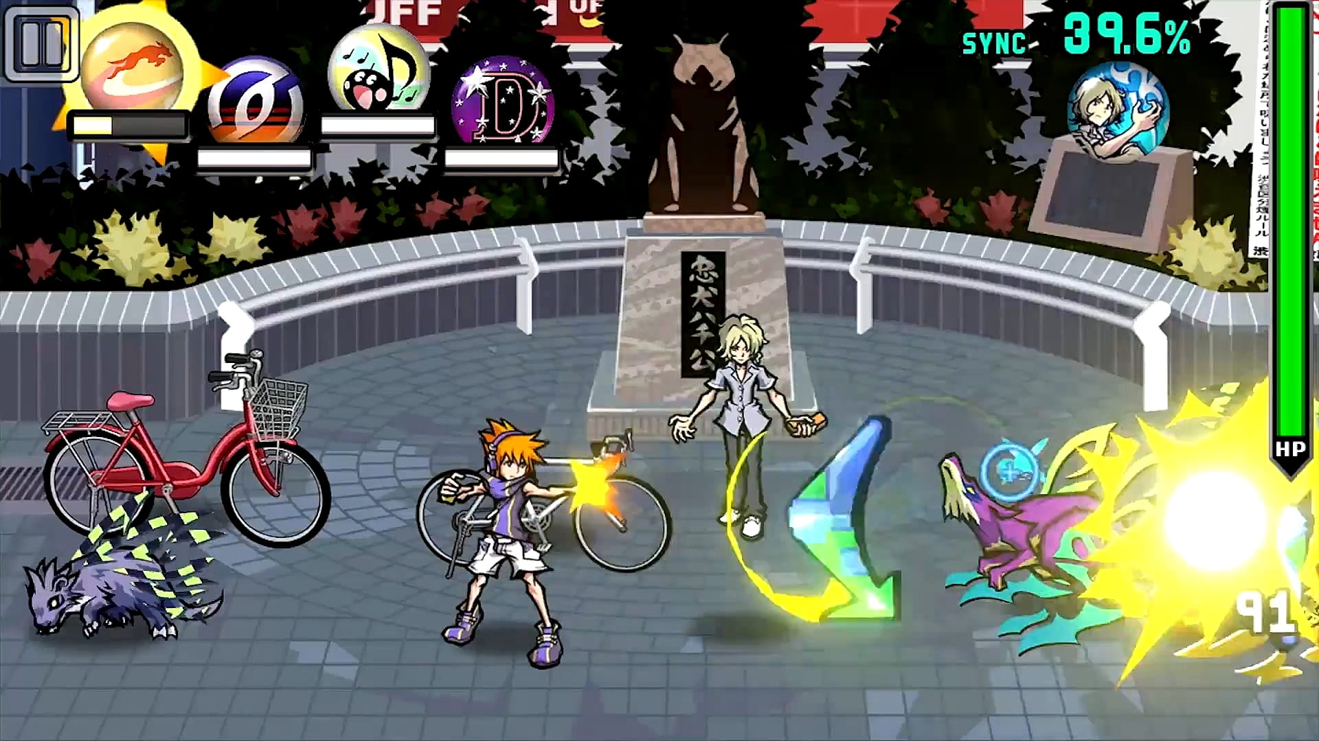 The World Ends With You Final Mix Review The World Ends With You