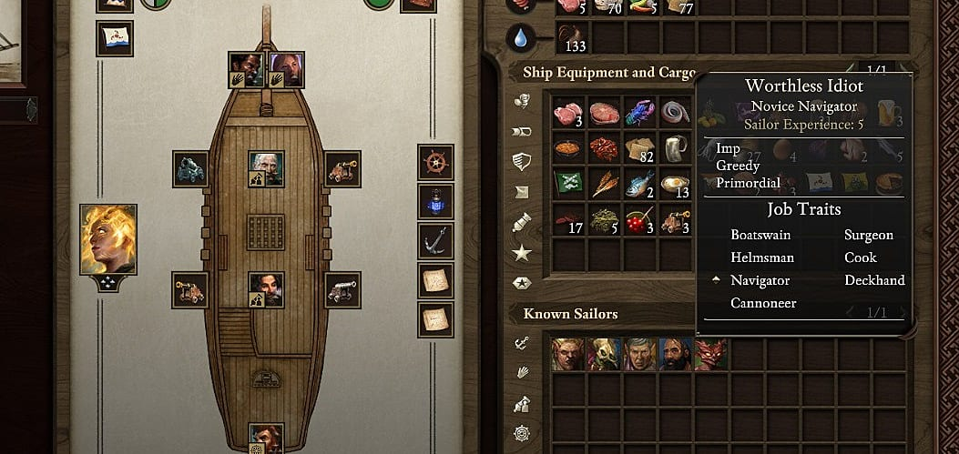 Pillars of Eternity 2: Companions and Ship Crew Guide