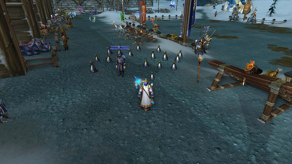 World of Warcraft: Moon Guard's Tournament of Ages Set to Return in