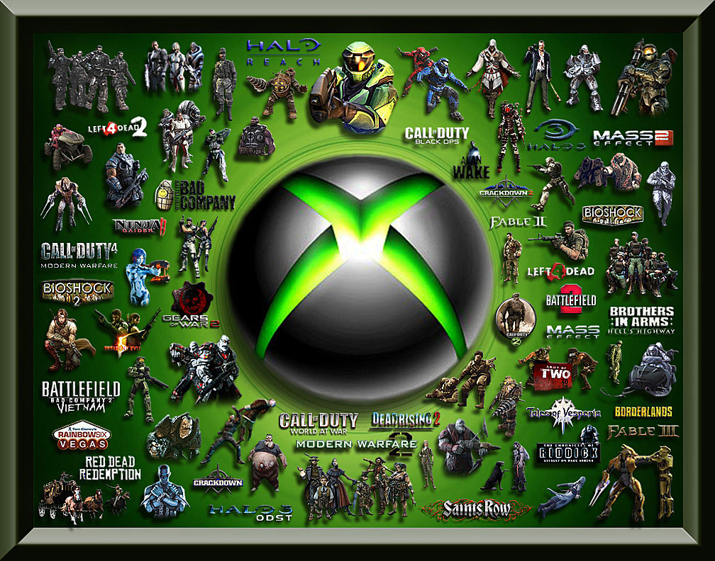 12 Games That Helped Define My Xbox 360 Experience