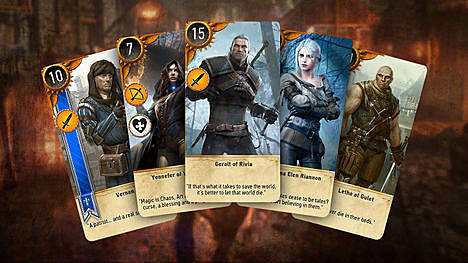 10 powerful Gwent cards and how to get them in The Witcher 3