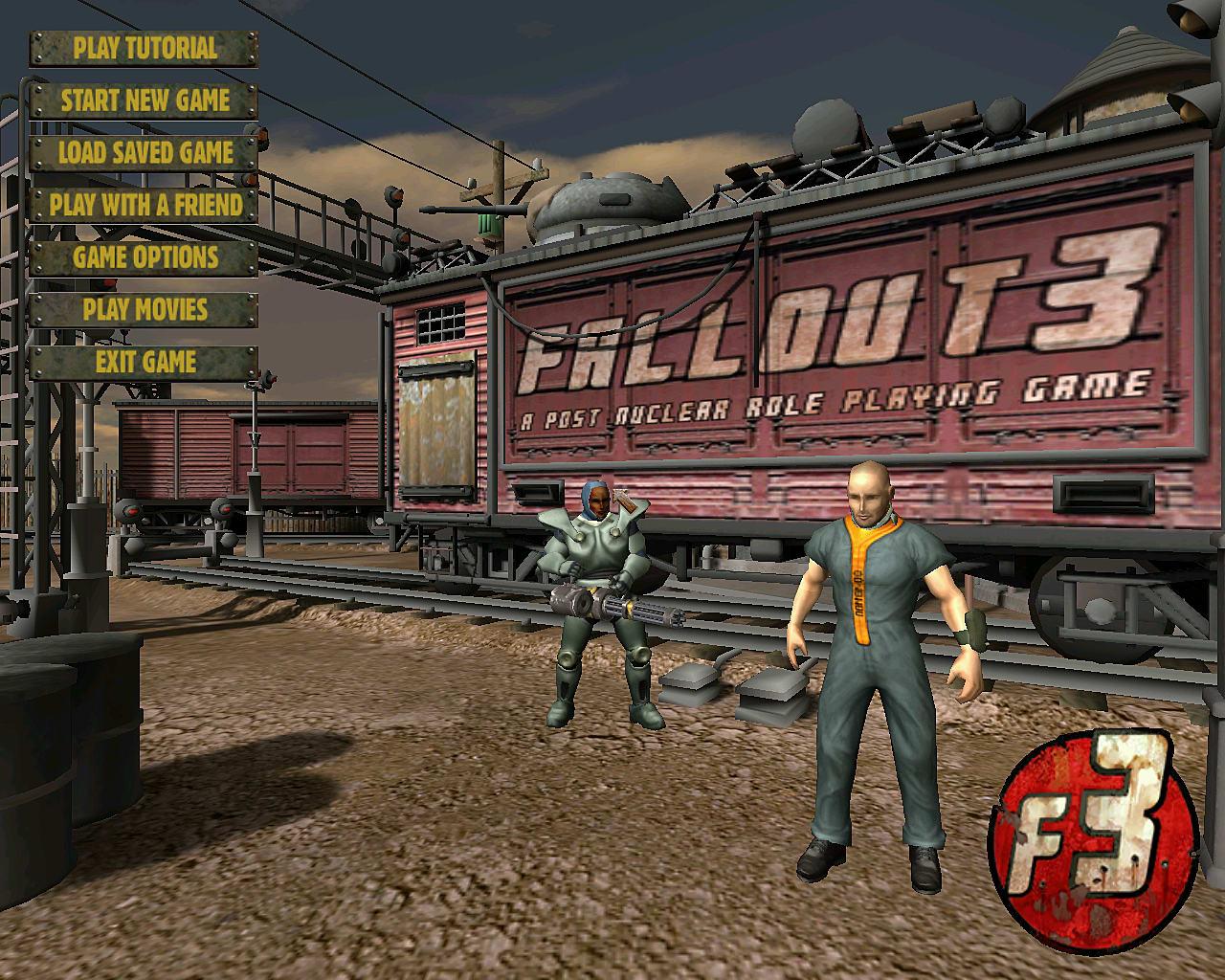 Fallout V13 Concept Art