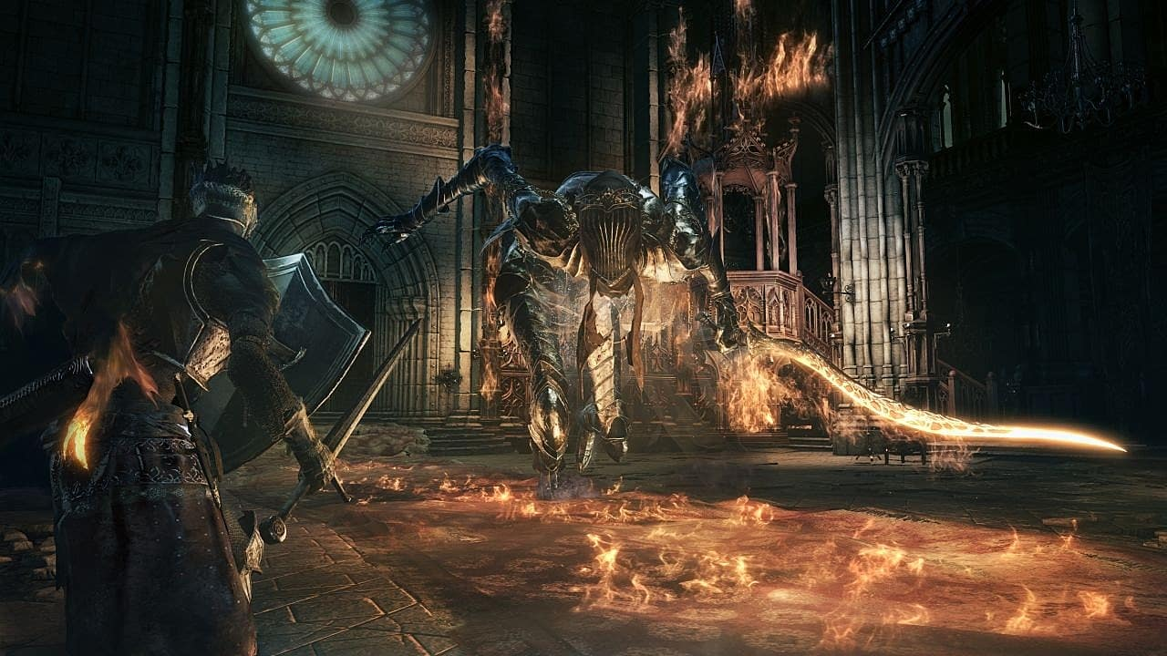 Screenshots Of Dark Souls 3 Straight From Gamescom Iii Game Ps4 Soul The Year Edition