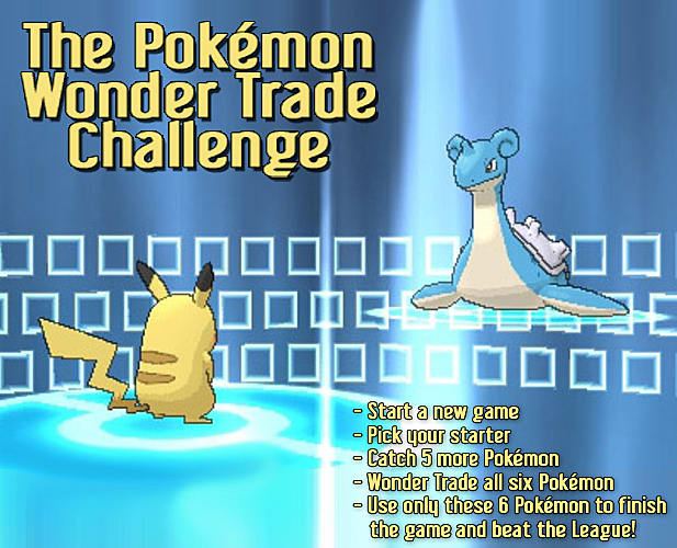 Challenge runs that will make your favorite games difficult and