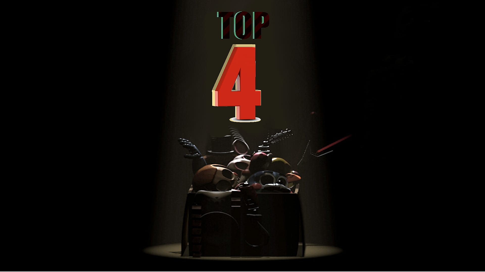 Top 4 Fan-Made Games Five Nights at Freddy's Fans Should Play | Five