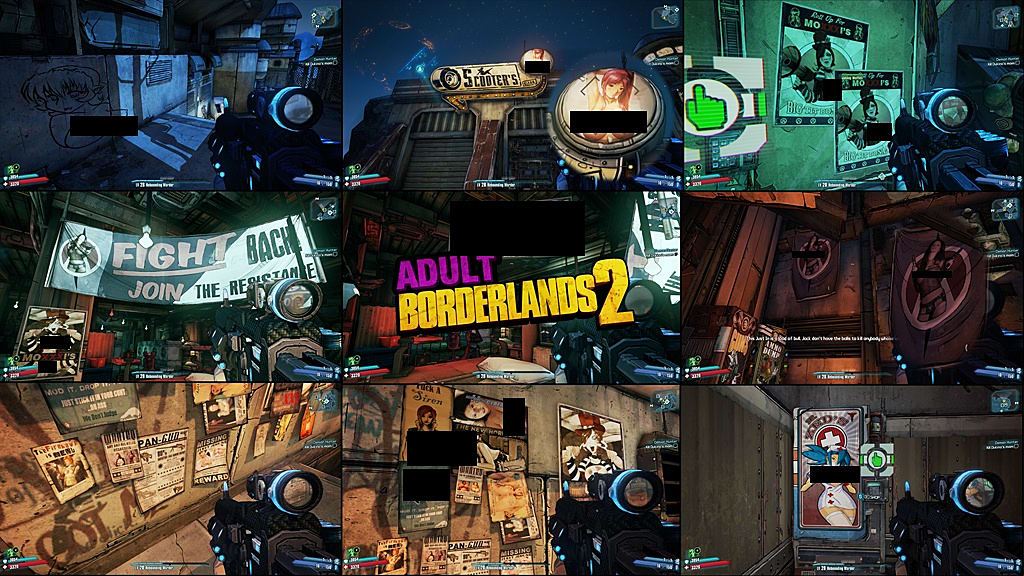 Borderlands 2 nude