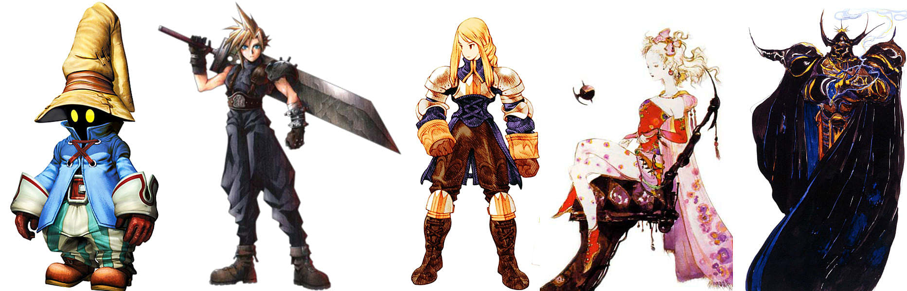 A Look At The Final Fantasy Series From Best To Worst