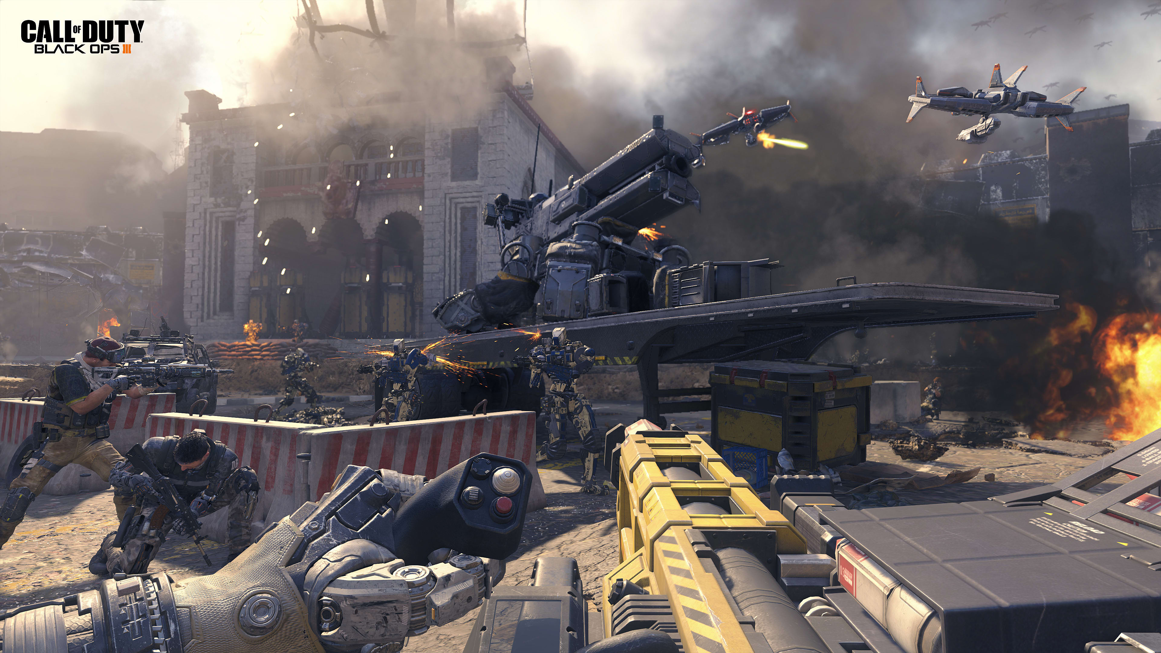 Top 5 Most Underrated Guns In Call Of Duty Black Ops 3 Call Of